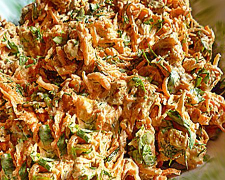 салат из кириешек рецепт с курицей