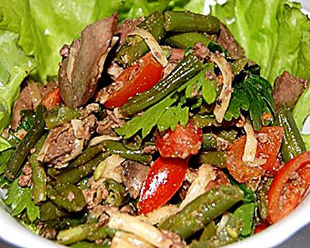 Вкусный рецепт салата с редькой с фото