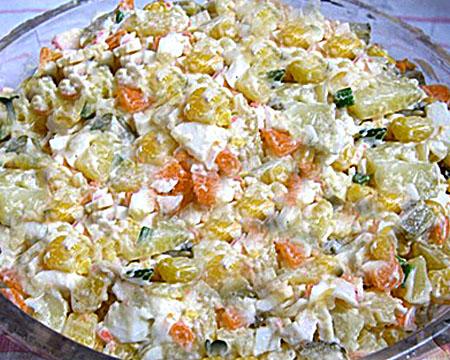 оливье рецепт пошаговый рецепт с фото с курицей