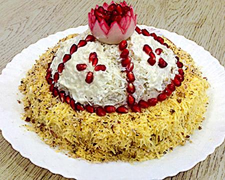 Как приготовить салат шапка мономаха рецепт с пошаговыми